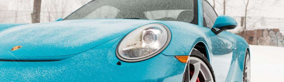 Winter Driving: How to enjoy your supercar all year round