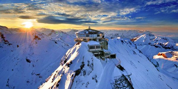 Licence to Thrill: Swiss James Bond roads you have to drive