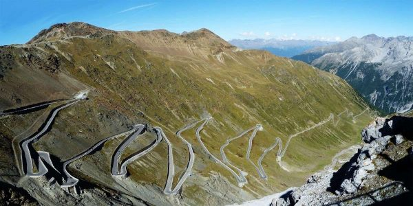 The Highs and Lows of Supercar Driving: Head to Europe's mountains