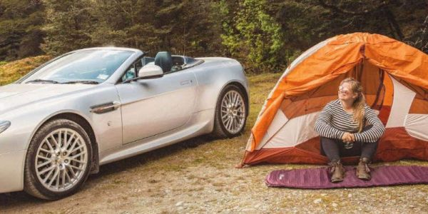 Supercar Camping … Is it Really a Thing?