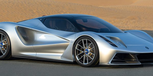 The Evolution of Hybrid and Electric Supercars